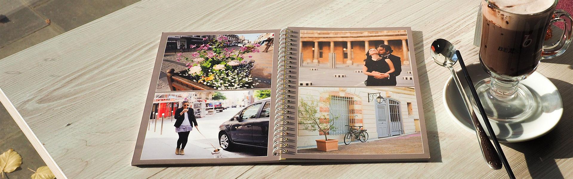 Фотоновинка - стильный способ хранить фотографии